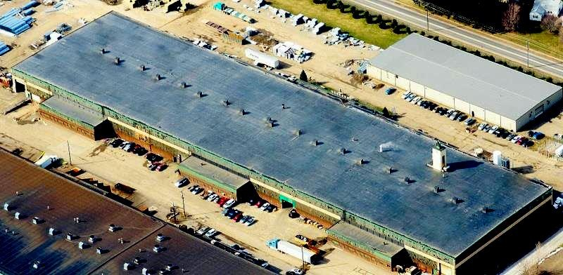 Commercial Roofing Installation Examples Commercial Roof